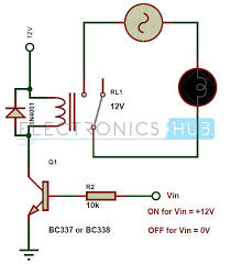 relay circuit diagram and operation pdf relay relay circuit diagram the wiring diagram on relay circuit diagram and operation pdf