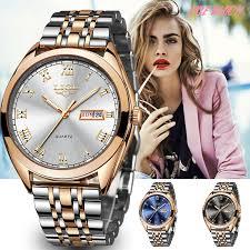 <b>LIGE Fashion Women Watches</b> Ladies Top Brand luxury Waterproof ...