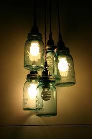 diy vintage mason jar chandelier light hanging pendant jars not included ebay diy vintage mason jar chandelier