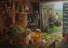 Чай и русская живопись. | Блог Annelise | КОНТ