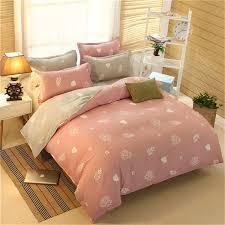 <b>Popular Soft</b> Bedding Set Twin Full Queen Size With Pink Blue ...