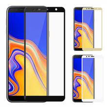 3D <b>полное</b> клеевое <b>закаленное стекло для</b> Samsung Galaxy J6 ...
