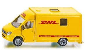 <b>Почтовая машина</b> DHL <b>SIKU</b> ― Мир игрушки