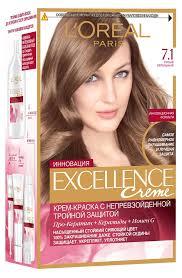 Купить <b>Крем</b>-<b>краска</b> для волос <b>L</b>'<b>Oreal</b> Paris Excellence русый ...