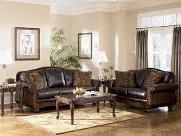 2 pc ashley barcelona antique living room set antique living room furniture sets