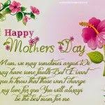 Mothers Day Speech in HIndi       Mothers day Hindi Essay for Mom       Best