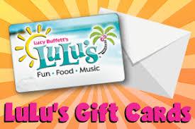 LuLu's Gift Cards - LuLu's