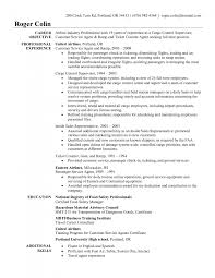customer service supervisor resume examples easy resume resume examples customer service resume objectives examples for resume objectives