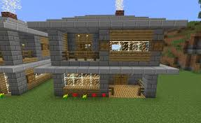 Sears House Plans Awesome House Plans In Minecraft Intended For        Starter House Minecraft Project With Minecraft Home