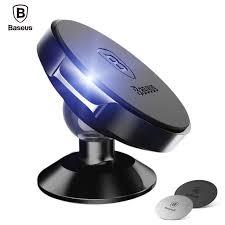 Baseus 360 Degree <b>Universal Car Holder</b> Magnetic <b>Mobile Phone</b> ...