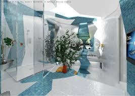 blue bathroom tile ideas: blue and white bathroom tile designs home decor