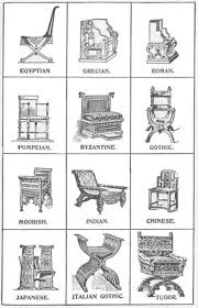 historys 40 chairs ancient greek furniture