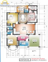 Home plan and elevation Sq  Ft   Kerala home design and floor    New Home Design Sq  Ft   June