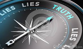 Image result for lies 180 degrees from truth ...