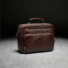 <b>Ourui New</b> Product Selling True Crocodile Men A Briefcase ...