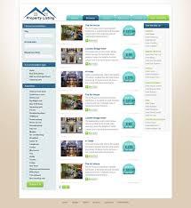 real estate website template real estate web templates real estate website template 77