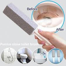 <b>2pcs</b>/set Portable Pumice Stone Water <b>Toilet</b> Bowl Cleaner Brush ...