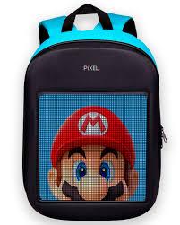 <b>Pixel</b> Bag - Интерактивный рюкзак с дисплеем