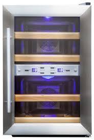 <b>Винный шкаф Cold</b> Vine C12-TSF2 — купить по выгодной цене на ...