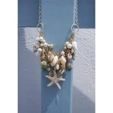 Conch <b>Starfish Pearl</b> Necklace - Retro, Indie and Unique Fashion