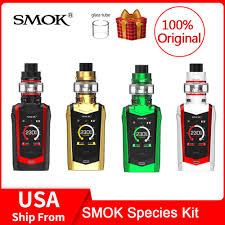 <b>Original SMOK Species Kit</b> 230W With TFV8 Baby V2 Tank +V8 ...
