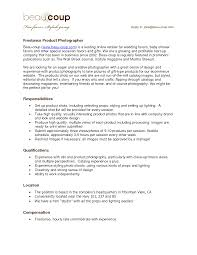 lance photographer resume samples work history lance photography cover letter lance photographer resume samples work history lance photography examples and get inspiration to create
