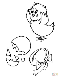 Small Picture Baby Chicks coloring pages Free Printable Pictures