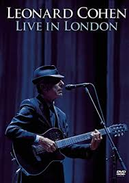 <b>Leonard Cohen</b>: <b>Live</b> In London [DVD] [2009] [NTSC]