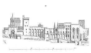 """Résultat de recherche d'images pour """"palais des papes"""""""