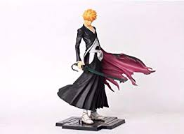 Anime Bleach Kurosaki Ichigo Death PVC Action ... - Amazon.com