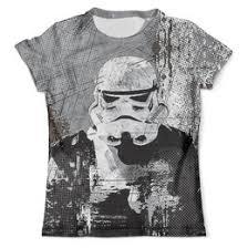 Купить футболки с <b>штурмовиком</b> - <b>Printio</b>