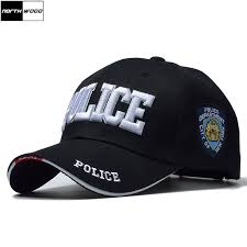 [NORTHWOOD] New POLICE Mens Tactical Cap SWAT Baseball ...