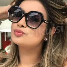 Unisex Fashion <b>2019 Ladies Hexagon Sunglasses</b> Women ...