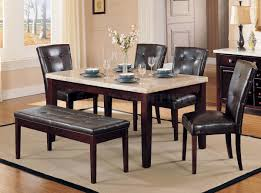 Round Marble Kitchen Table Sets Dining Table Dining Table With Marble Top House Design Ideas