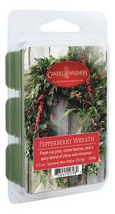 <b>Наполнитель для воскоплавов</b> Pepperberry Wreath Wax Melts 70,9г