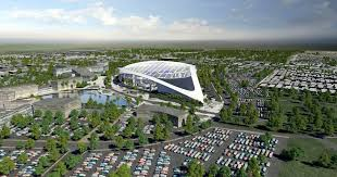 Price tag for Rams and Chargers' stadium nears $3 billion ...