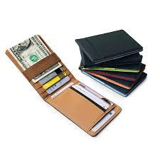 Универсальный мужской кожаный бумажник для паспорта ...
