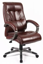 brown leather office chair brown leather office chairs
