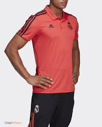 Футболка-<b>поло Adidas Real Madrid</b> Ultimate мужчины цвет красный