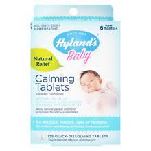 Hyland's <b>Baby</b> Calming <b>Tablets</b>   Walgreens