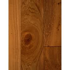 Canadia Semi <b>Solid Wood Flooring</b> 15mm - White Oak Smoked ...