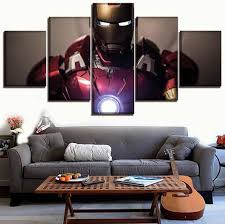 Canvas <b>HD</b> Prints Poster Home Wall Art Modular Pictures ...