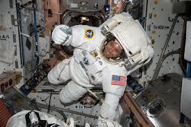 Retired NASA <b>astronaut</b> Jack Fischer talks spacesuit challenges and ...