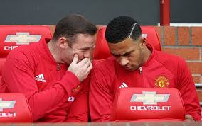 Rooney: Memphis Depay showed up in a Rolls Royce and <b>cowboy hat</b>