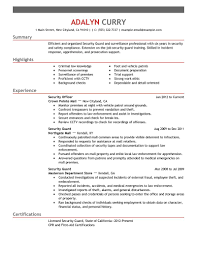 security guard resume sample eager world security guard resume sample security guard officer resume sample