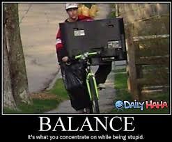 good balance » Got Smile? - Funny Pictures, Videos, Games, News ...