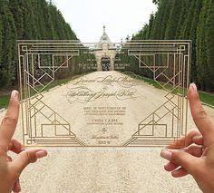 86 <b>Best Luxury Wedding Invitations</b> images in 2019 | Wedding ...