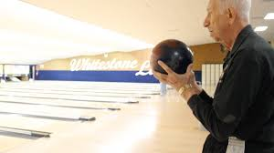 bayside boy who prevailed against a deadly brain disorder is now a at whitestone bowling alley senior league flourishes