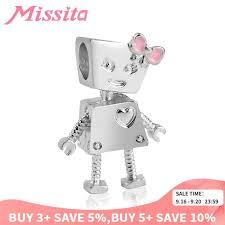 <b>MISSITA 100</b>% <b>925</b> Sterling Sliver Smile Rings for Women Dainty ...