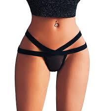 TWGONE <b>Women Sexy Lingerie</b> G-String Mesh Briefs <b>Erotic</b> ...